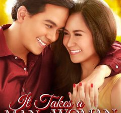 Sarah Geronimo - It Takes a Man and a Woman