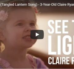 Claire Ryann - I See The Light